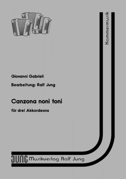 Canzona noni toni (gesamt)