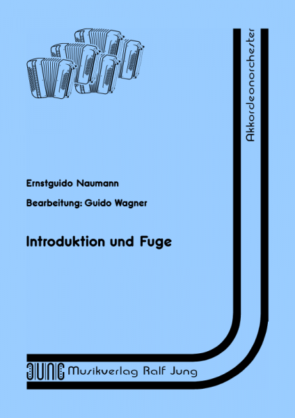 Introduktion und Fuge (Partitur)