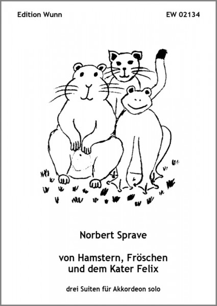 von Hamstern, Fröschen und dem Kater Felix