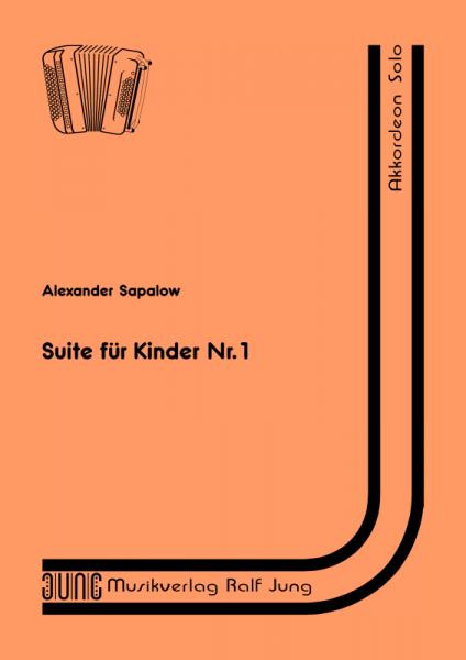 Suite für Kinder Nr. 1