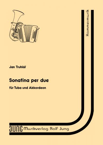 Sonatina per due, op. 97