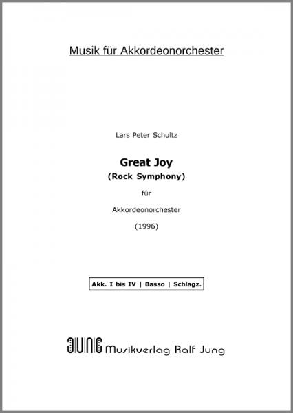 Great Joy (Ergänzungsstimme)