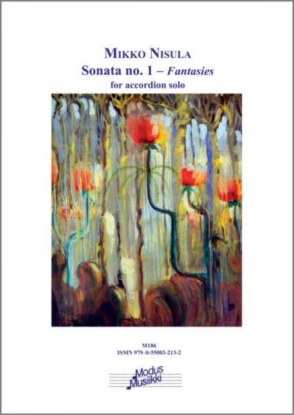 "Accordion Sonata no. 1 ""Fantasies"""