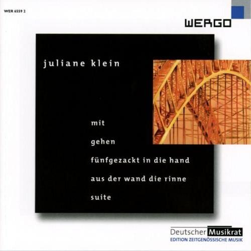 Juliane Klein (DMR: Edition Zeitgenössische Musik)