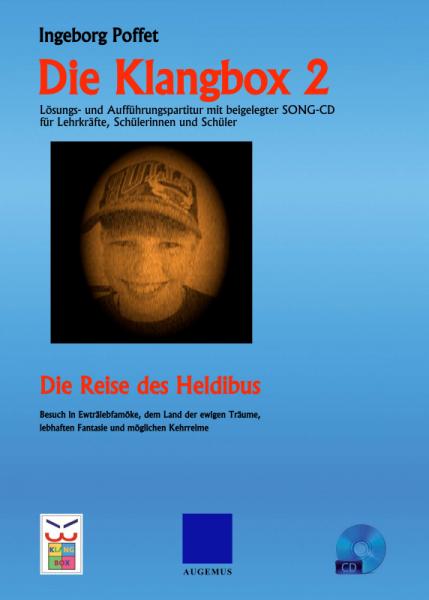 Die Klangbox 2 - Partitur mit CD