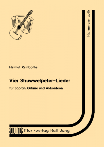 Vier Struwwelpeter-Lieder