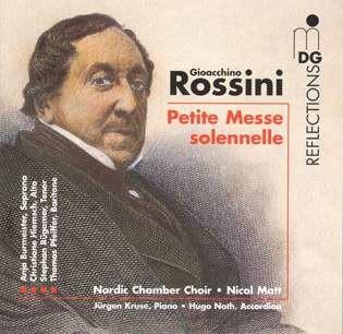 Gioacchino Rossini - Petite Messe solennelle (2CDs)