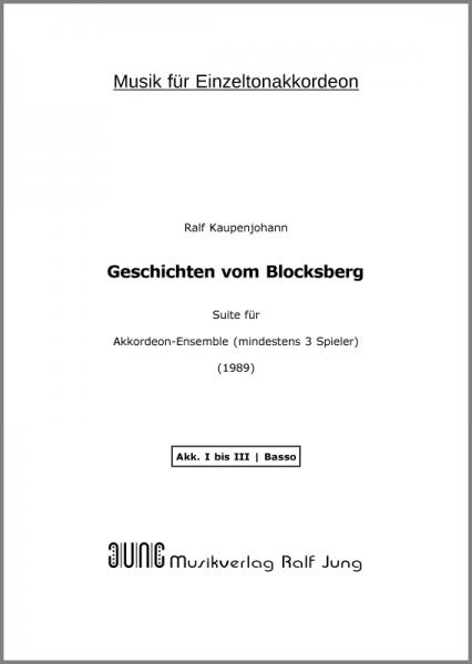 Geschichten vom Blocksberg (Stimmen)