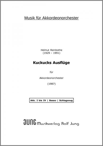 Kuckucks Ausflüge (Ergänzungsstimme)