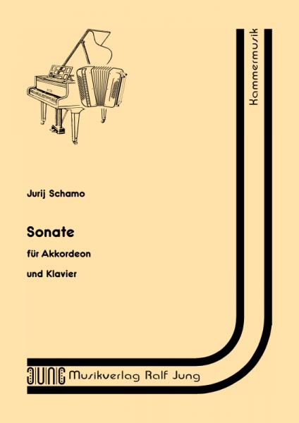 Sonate für Klavier und Akkordeon