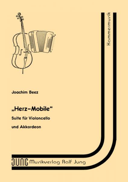 """""""Herz-Mobile"""" Suite in sechs Sätzen"""