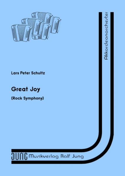 Great Joy (Partitur)