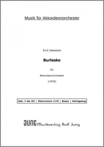 Burleske (Ergänzungsstimme)