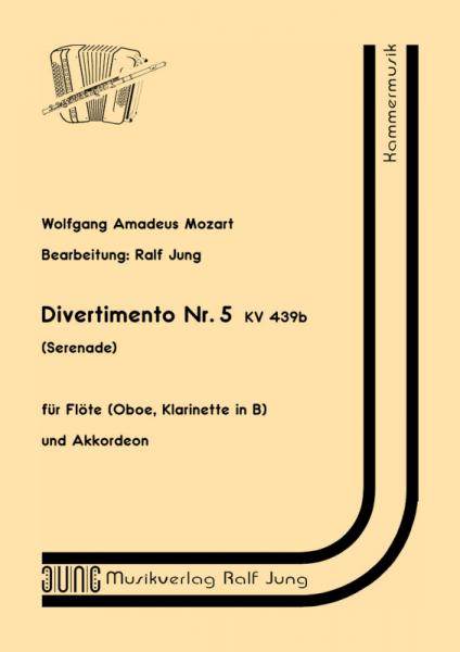 Divertimento Nr. 5 (KV 439b)