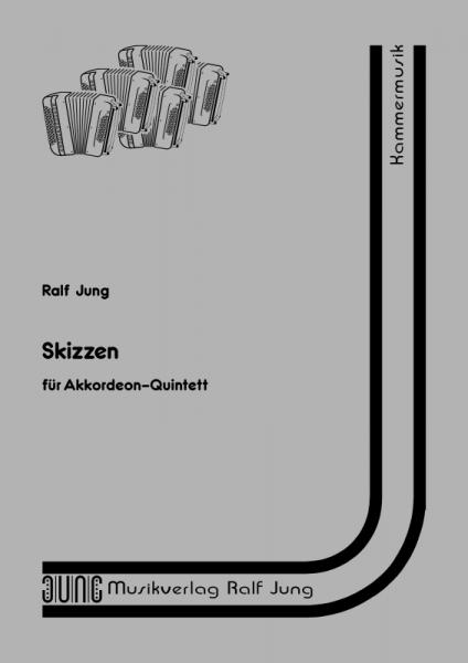 Skizzen (Partitur)