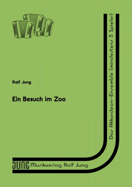 Ein Besuch im Zoo (Partitur)