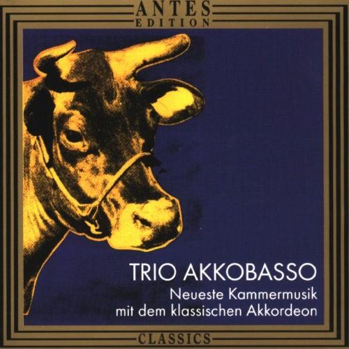 Trio Akkobasso - Neueste Kammermusik mit dem klassischen Akkordeon