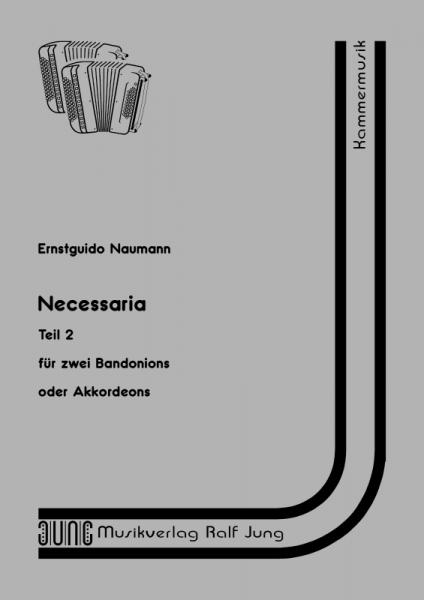 Necessaria, Teil 2 (1952)