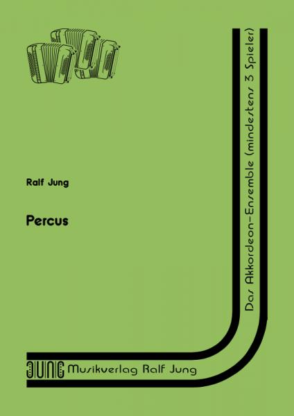Percus (Partitur)