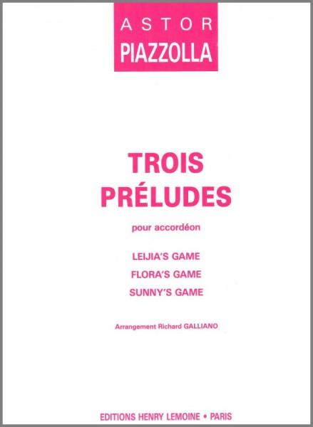 Trois Preludes