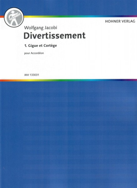 Divertissement - 1. Gigue et Cortège