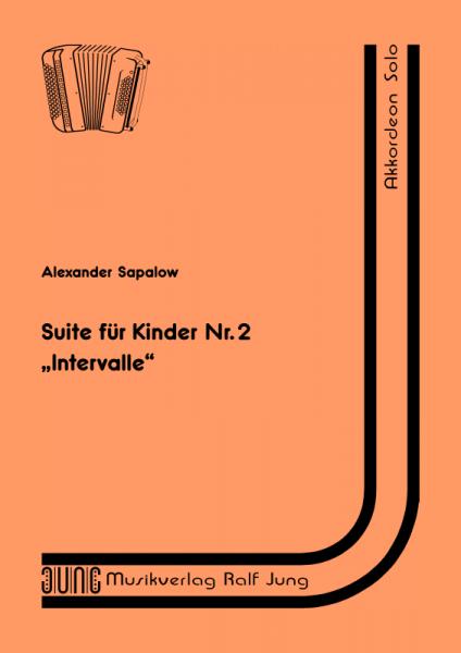 """Suite für Kinder Nr. 2 """"Intervalle"""""""