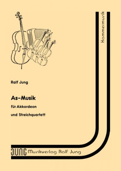 As-Musik (Partitur)