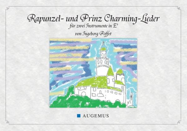 Rapunzel- und Prinz Charming-Lieder in Eb