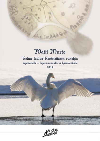 Kolme laulua Kantelettaren runoihin (Drei Lieder zu Gedichten aus der Sammlung Kantelar)