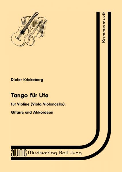 Tango für Ute