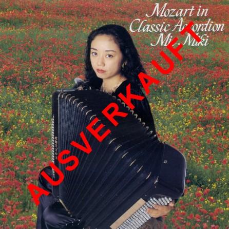 Mozart in Classical Accordion