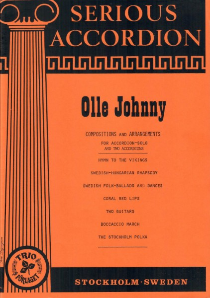Compositions and Arrangements for accordion-Solo and twoaccordions