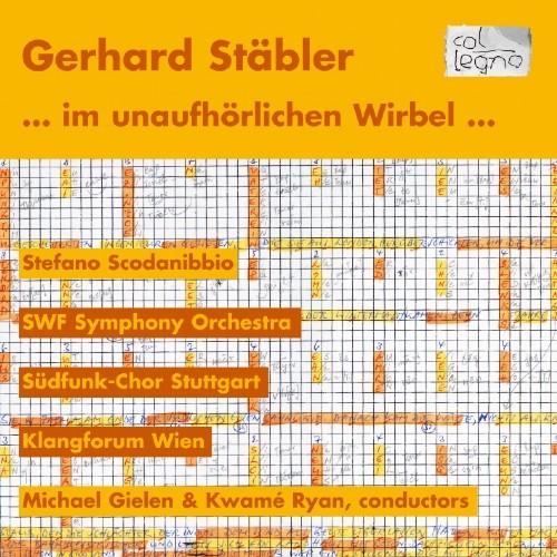Gerhard Stäbler ... im unaufhörlichen Wirbel ...