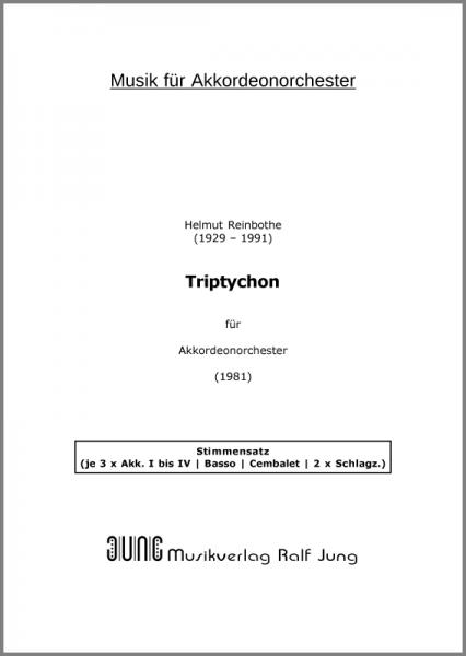 Triptychon (Stimmensatz, 17 Stimmen)