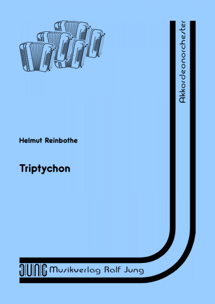Triptychon (Partitur)