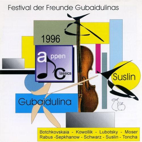 Festival der Freunde Gubaidulinas