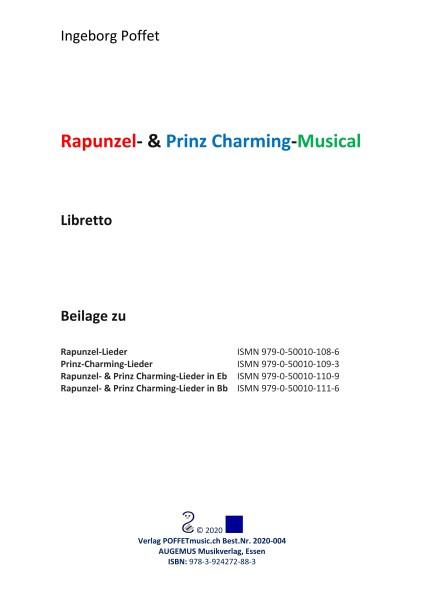 Rapunzel- & Prinz Charming-Musical