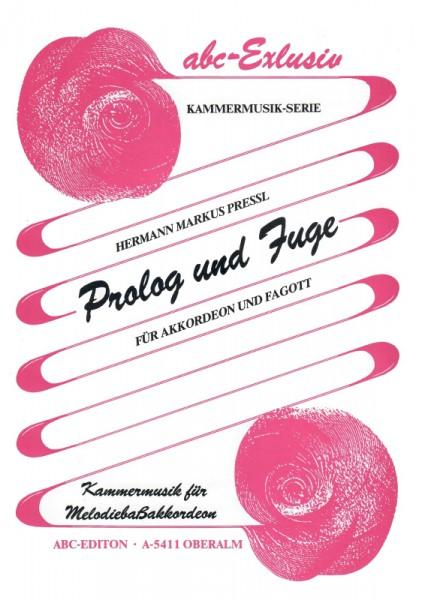 Prolog und Fuge