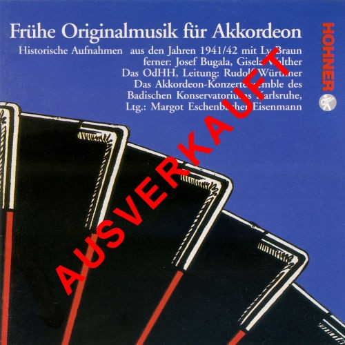 Frühe Originalmusik für Akkordeon
