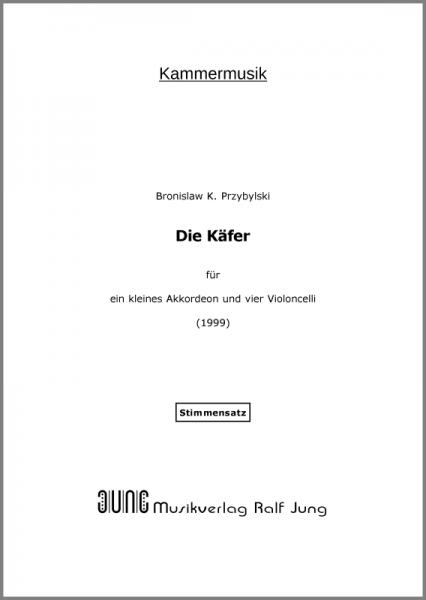 Die Käfer (Stimmen)