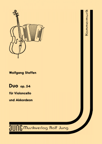 Duo, op. 54