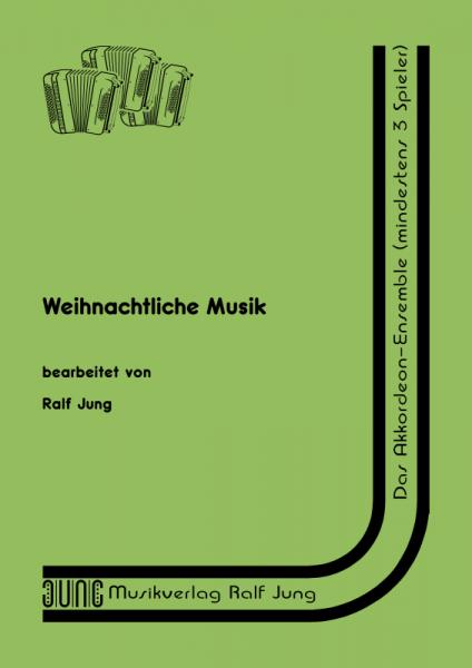 Weihnachtliche Musik (Partitur)