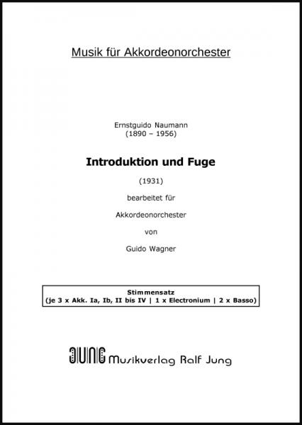 Introduktion und Fuge (Stimmensatz, 18 Stimmen)