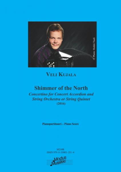 Shimmer of the North (Klavierauszug)