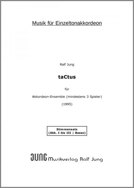 taCtus (Stimmen)