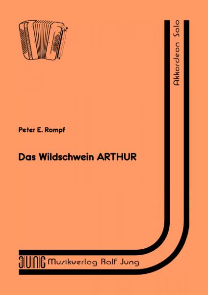 Das Wildschwein ARTHUR