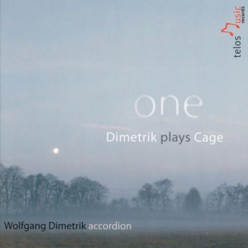 Wolfgang Dimetrik plays Cage