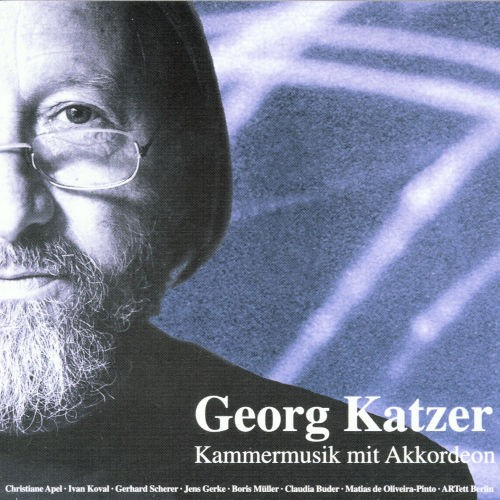 Georg Katzer: Kammermusik mit Akkordeon