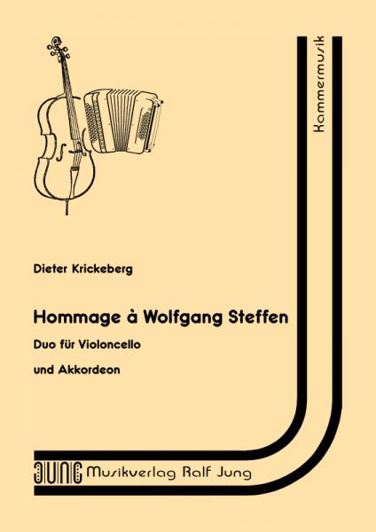 Hommage à Wolfgang Steffen