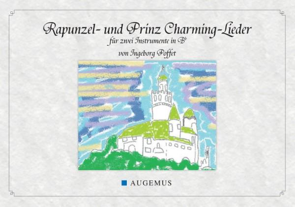 Rapunzel- und Prinz Charming-Lieder in Bb